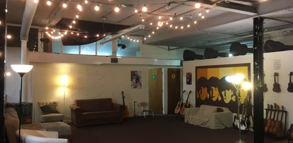 New York City Guitar School Event Space Rental Band Rehearsal Rooms And Practice Space At