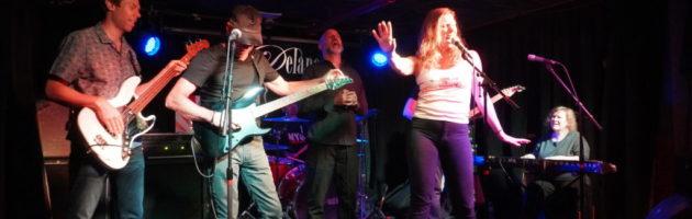 nyc guitar school rock band singing